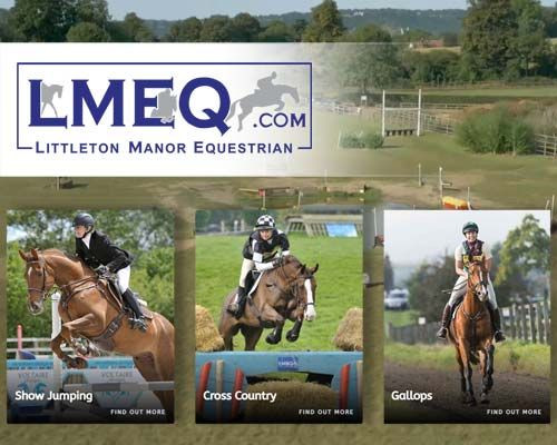 We have another new website - this time it's a redesign of Littleton Manor Farm Equestrian Centre: www.lmeq.com This sport website incorporates videos & photos into the design & showcases all the varied services that LMEQ offers. #newwebsite #sportwebsite #webdesign #Surrey #equestrian