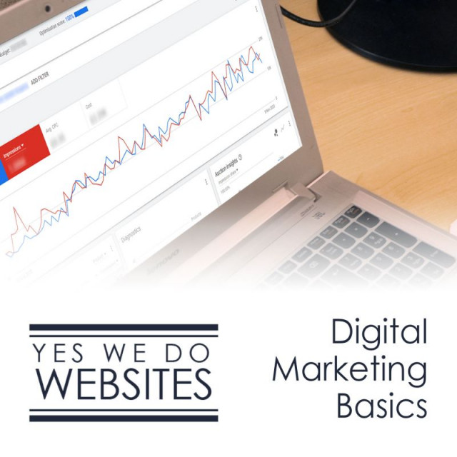Welcome to the world of internet or digital marketing! Here's a quick introduction from Yes We Do Websites, including display advertising, PPC & social media marketing. #digitalmarketing #digitalmarketingtips #onlinemarketing #ppc #websitedesign #surrey