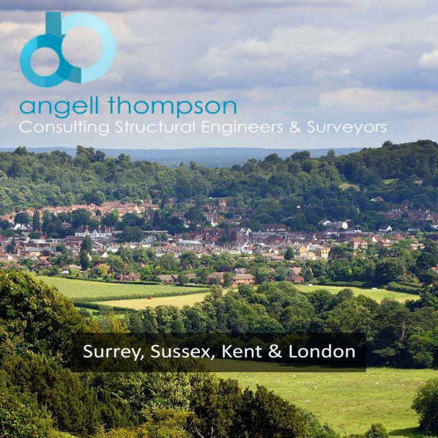 This Week in the Website Spotlight is Angell Thompson Consulting Structural Engineers & Surveyors. This business website has a professional design with a clear layout on each page where both images and text describe the services Angell Thompson offer. #businesswebsite #webdesign #reigate #banstead