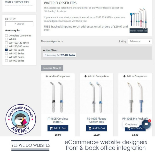 eCommerce Websites from Yes We Do Websites. Integrating your front office with your back office, we make sure your website is fast for your customers and efficient for your distribution. #ecommerce #onlineshopping #ecommercedesign #distribution