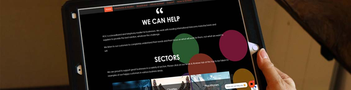 Middlesex website design company