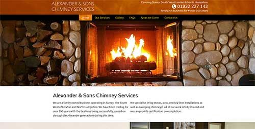 Alexander and Sons Chimney Services