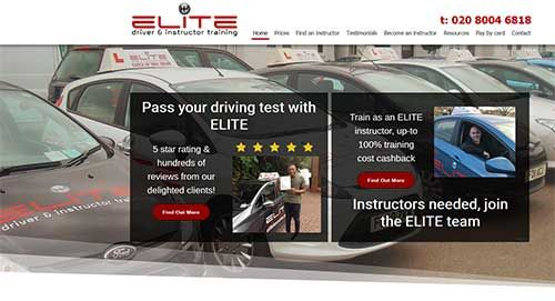 Elite Lessons Driving School