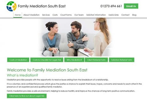 Family Mediation South East