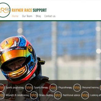 Rayner Race Support