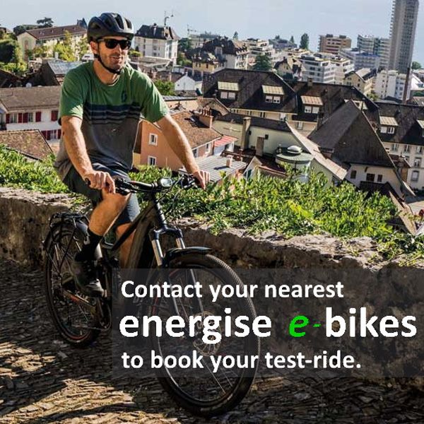 Energise E-Bikes - Electric Bike Online Shop